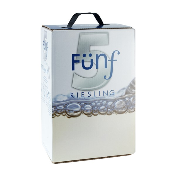 Fünf Riesling Bag-in-Box
