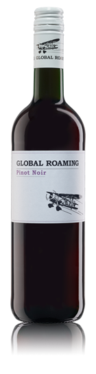 Global Roaming Pinot Noir dry