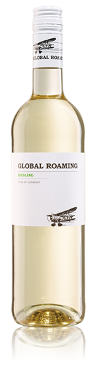 Global Roaming Riesling QbA -dry-
