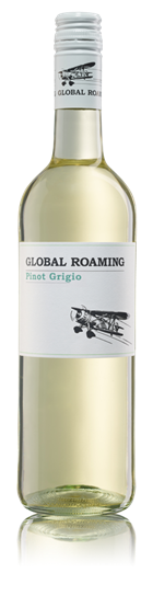 Global Roaming Pinot Grigio dry