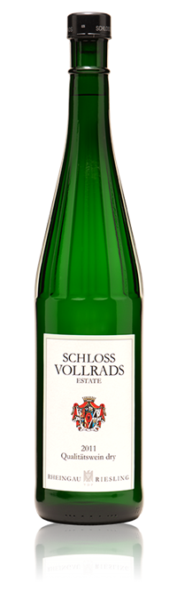 Vollrads Riesling QbA dry